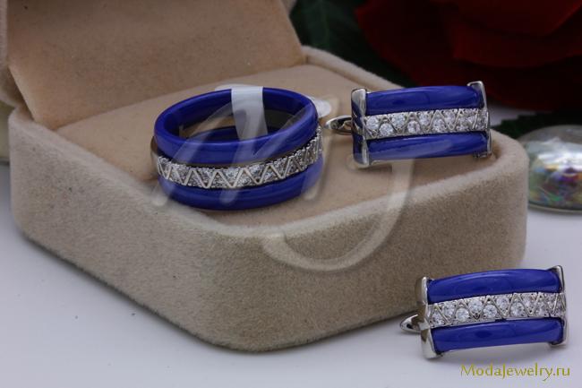 Комплект синий CNS10413 опт 800 руб