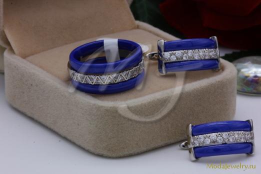 Комплект синий CNS10413