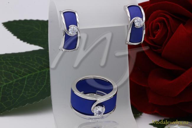 Комплект синий CNS10425 опт 950 руб