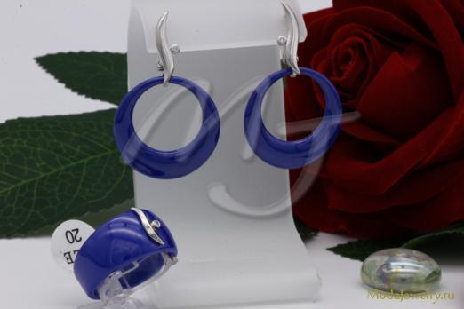 Комплект синий CNS10429 опт 930 руб