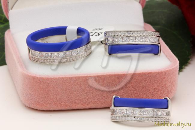 Комплект синий QSY CNS12508