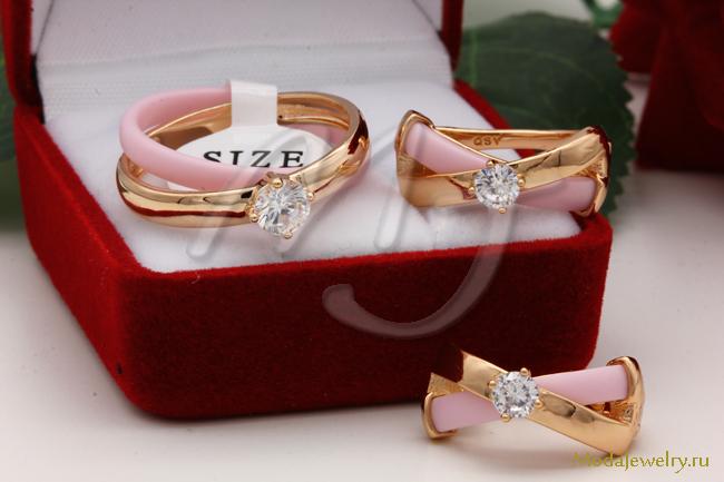Комплект розовый QSY CNS12512 опт 900 руб