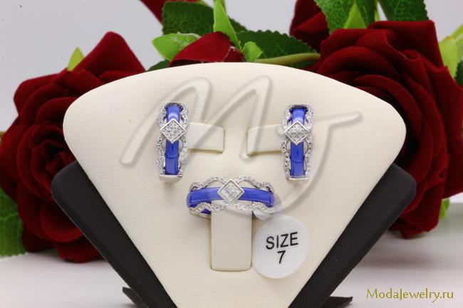Комплект голубой QSY CNS14066