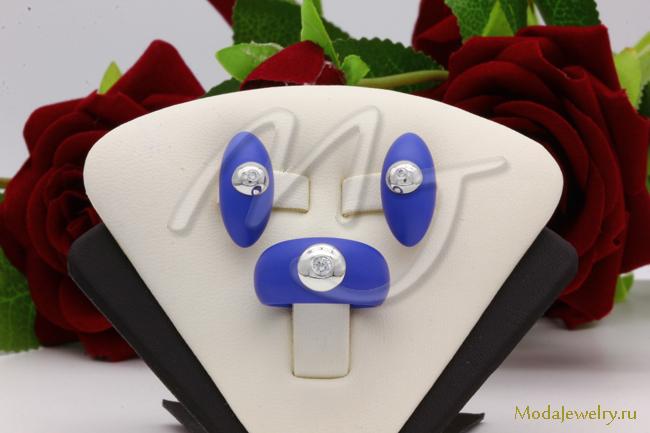 Комплект голубой QSY CNS14072