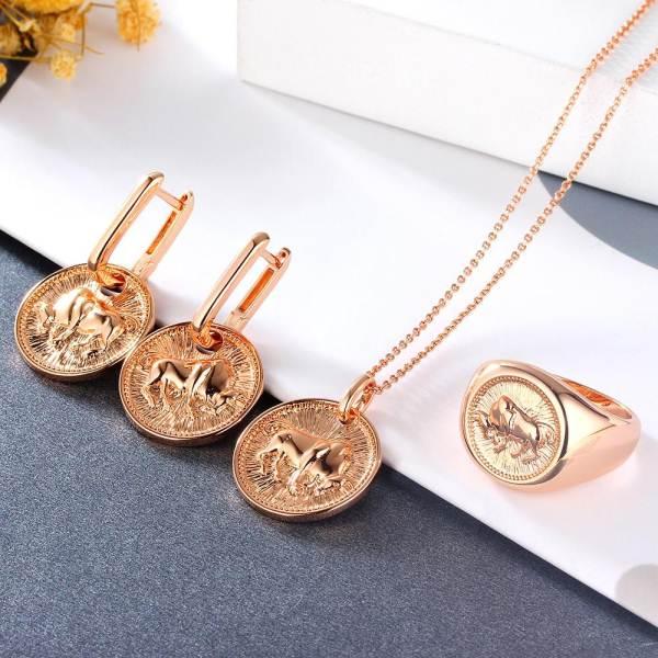 Комплект в золоте QSY CN14882