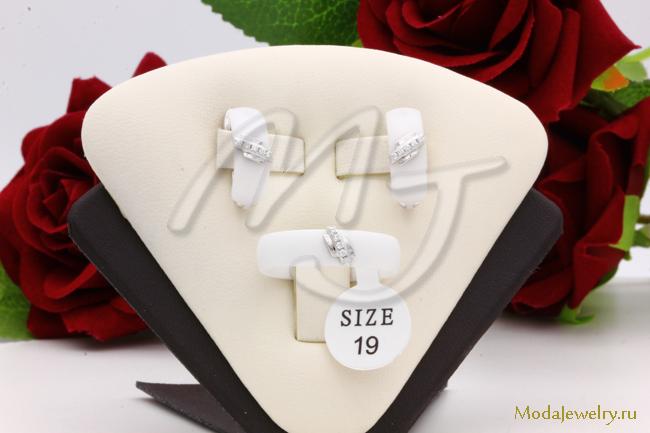 Комплект керамика бархатная CNS15444 опт 850 руб