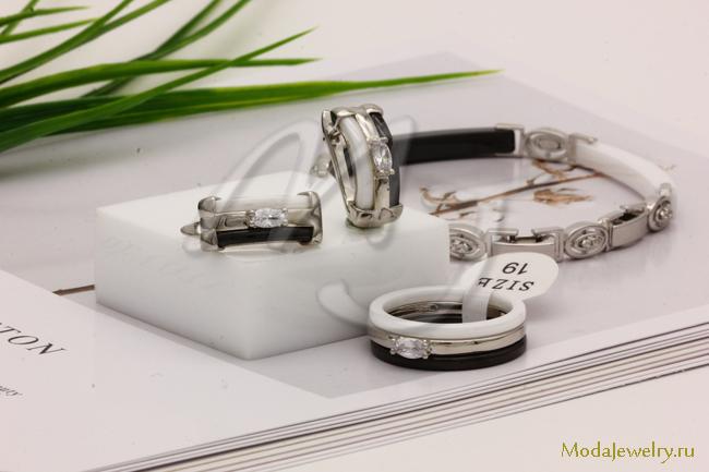 Комплект керамика QSY CN16649 опт 1860 руб