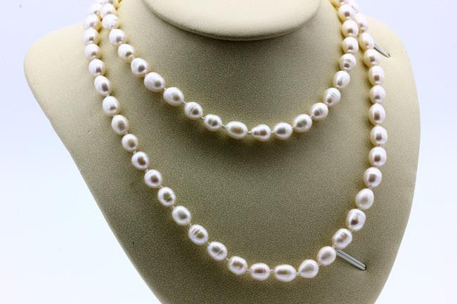 Ожерелье из жемчуга CN7078 опт 850 руб