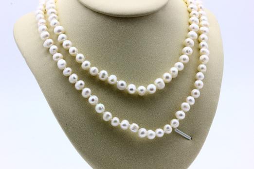 Ожерелье из жемчуга CN7082 опт 1000руб