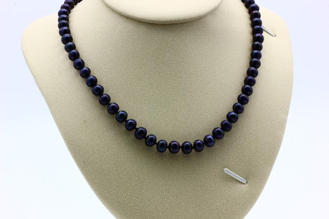 Ожерелье из жемчуга CN7086 опт 600руб