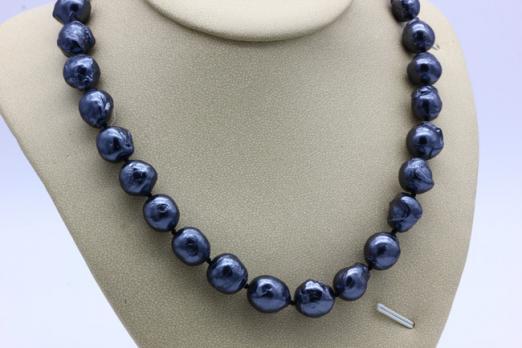 Ожерелье Барочный Жемчуг CN7687 опт 1400 руб