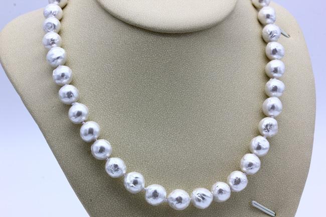 Ожерелье Барочный Жемчуг CN7690 опт 1400 руб